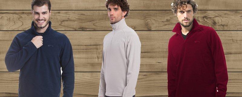 blusão de fleece dicas dia frio vestuário o que vestir dicas de roupas tecido tecnologia