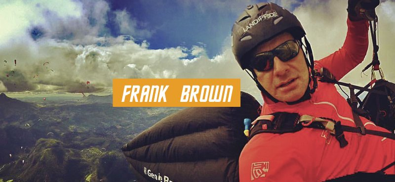 frank brown recordista mundial