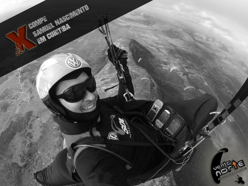 xcompe vento norte paraglider